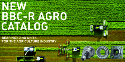 The new product catalog for the AGRO bearings