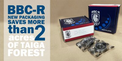 New BBC-R packaging saves a hectare of taiga