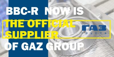 BBC-R now the official supplier of GAZ Group